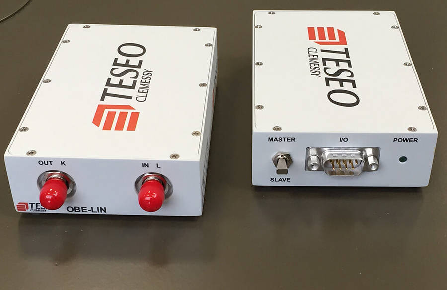Optic Fiber For Signal Instruments And Bus Extenders